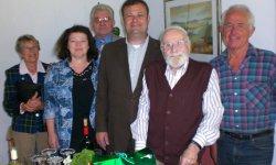 2008_ Geburtstag des Ehrenvorsitzenden Josef Aenstoots